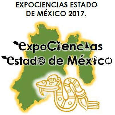 CONVOCATORIA EXPOCIENCIAS ESTADO DE MÉXICO 2017
