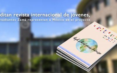 Crean revista con estudiantes del mundo