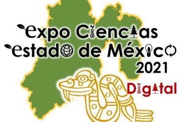 CONVOCATORIA EXPOCIENCIAS ESTADO DE MÉXICO 2021